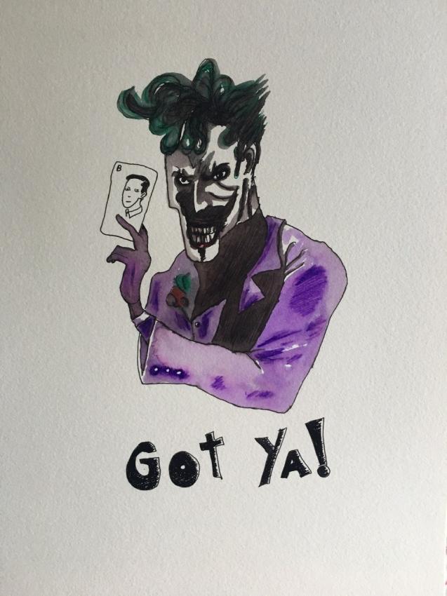 Joker by Elwinn
